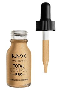 Nyx Professional Makeup - TOTAL CONTROL PRO ILLUMINATOR - Highlighter - warm - 1