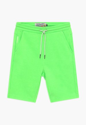 Tracksuit bottoms - neon yellow