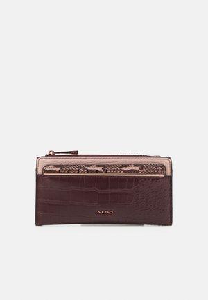 OCOISSA - Wallet - bordo/plum