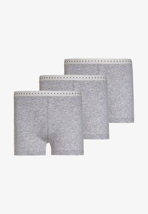 MODESTY SHORTS 3 PACK - Pants - grey