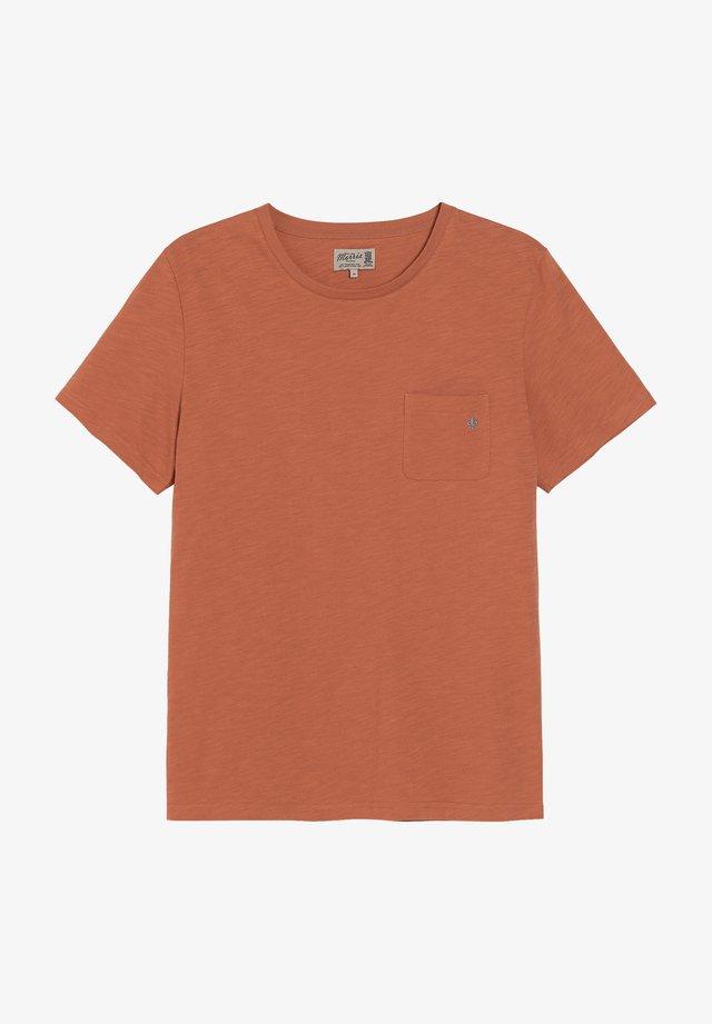 T-shirts basic - red