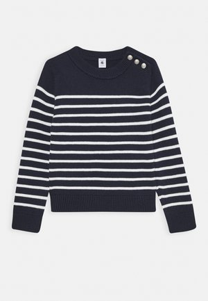 LOX PULL UNISEX - Jumper - smoking/marshmallow