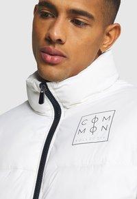 Common Kollectiv - JACKET UNISEX  - Winter jacket - off white - 5