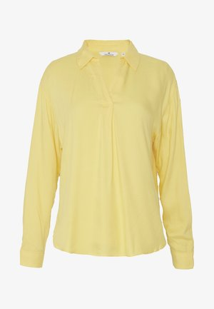 BLOUSECASUAL LOOK - Pusero - jasmine yellow
