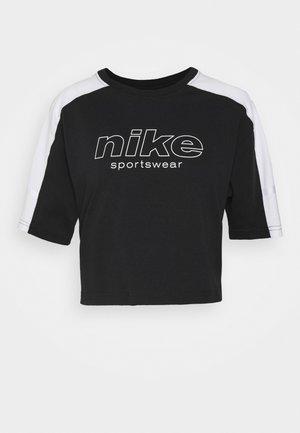 ARCHIVE - Camiseta estampada - black/white