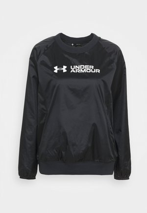 RECOVER SHINE CREW - Sweatshirt - black