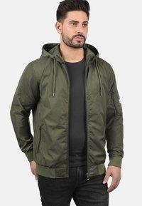 Blend - RAZY - Outdoor jacket - dusty olive - 2