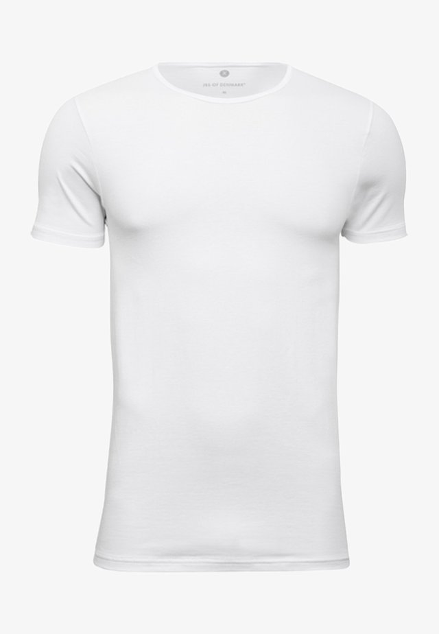 JBS OF DENMARK - Basic T-shirt - white