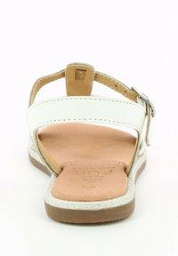Mod8 - PAILLETTA - Sandals - blanc - 2