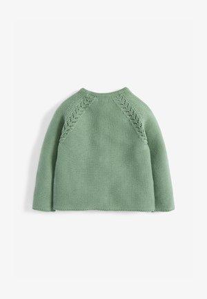 BUNNY - Cardigan - green