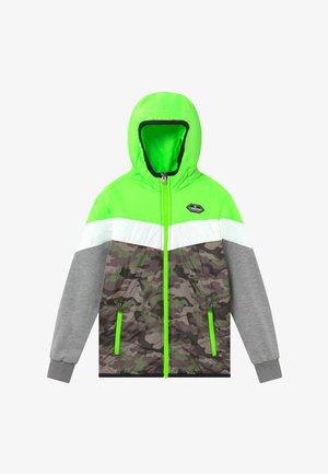 TAMSIRO - Light jacket - neon green