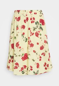 VIPRIMERA - A-line skirt - mellow yellow