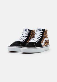 Vans - SK8 - High-top trainers - black/true white - 2