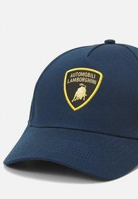 AUTOMOBILI LAMBORGHINI - Cappellino - blue achelous - 5
