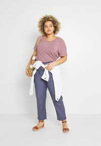 CAPSULE by Simply Be - EASY CARE  - Trousers - blue - 1