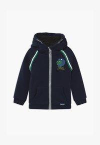 Lemon Beret - SMALL BOYS - Zip-up hoodie - navy blazer - 0