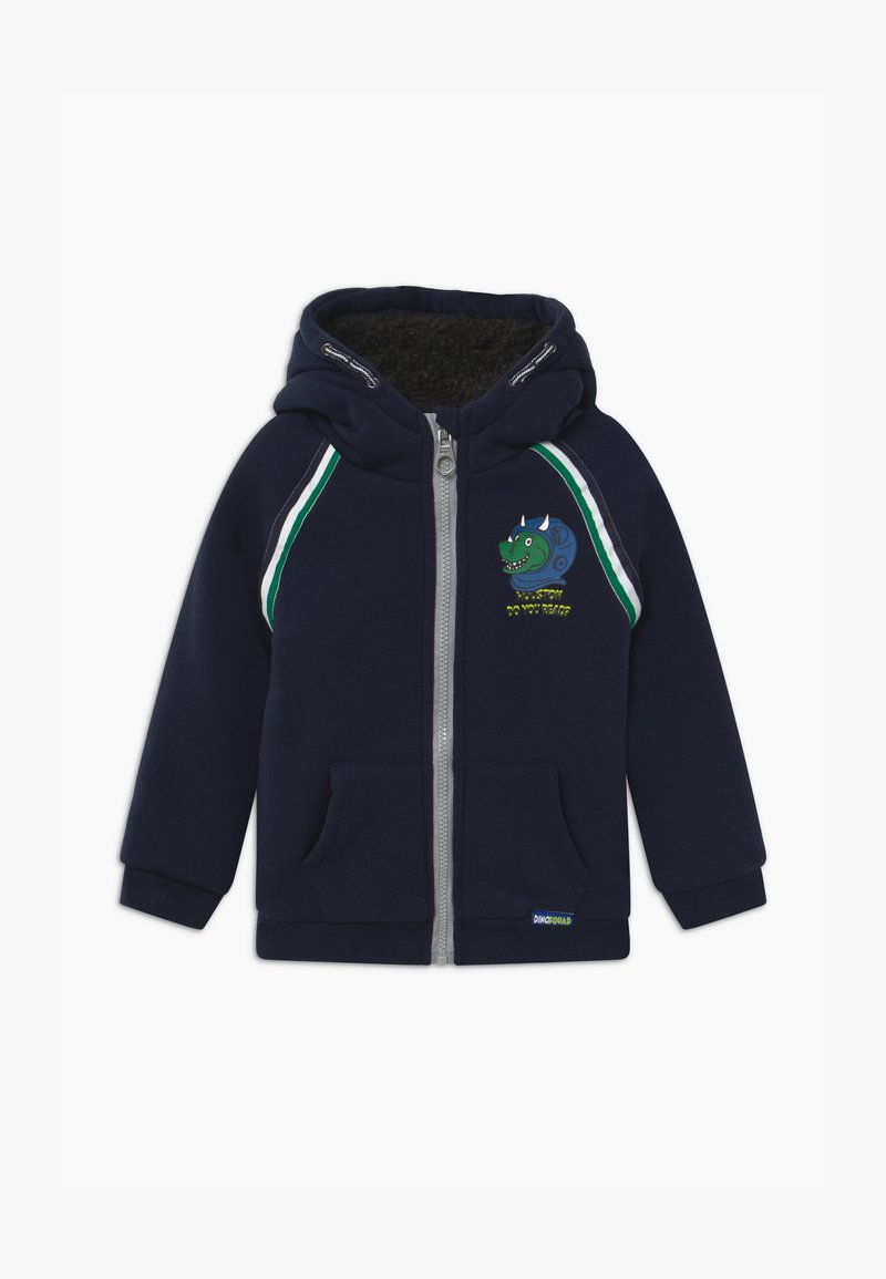 Lemon Beret - SMALL BOYS - Zip-up hoodie - navy blazer