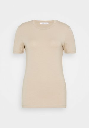 ESTER - Basic T-shirt - humus