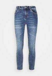 Vero Moda Petite - VMTERESA - Skinny džíny - medium blue denim - 3