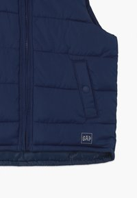 GAP - TODDLER BOY WARMEST - Weste - elysian blue - 2