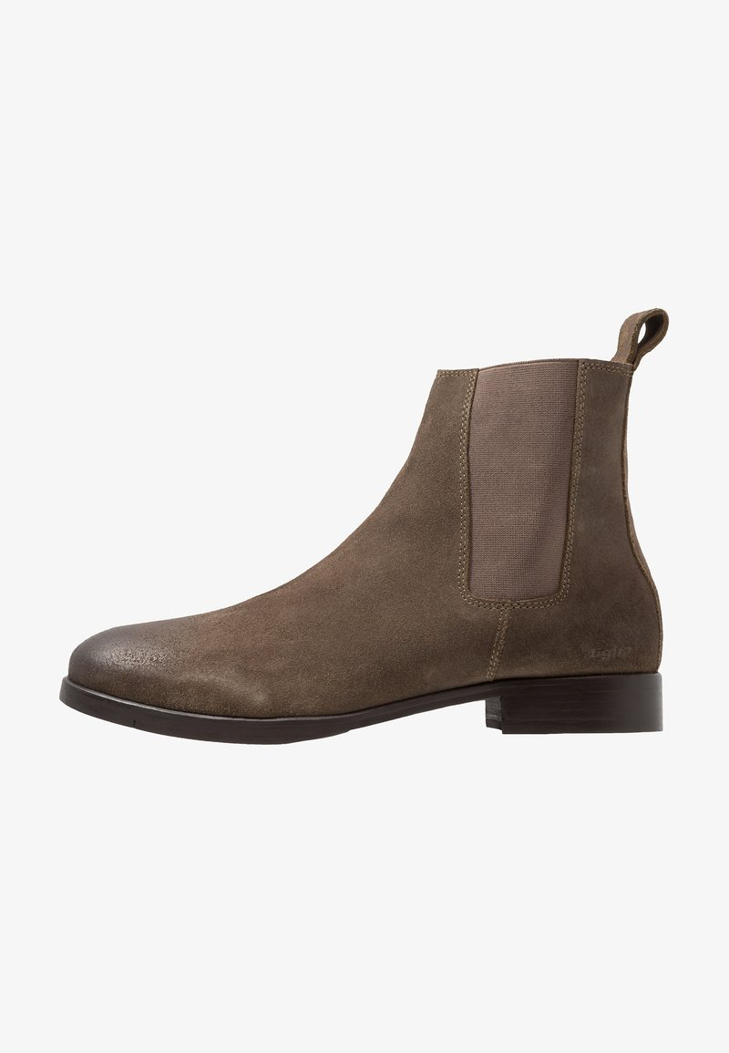 Tigha - ALBIE - Classic ankle boots - taupe