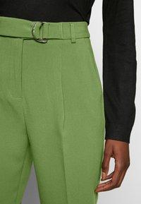 Benetton - TROUSERS - Trousers - khaki - 3