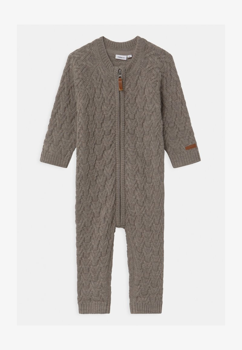 Name it - NBNWRUNI UNISEX - Overal - mourning dove