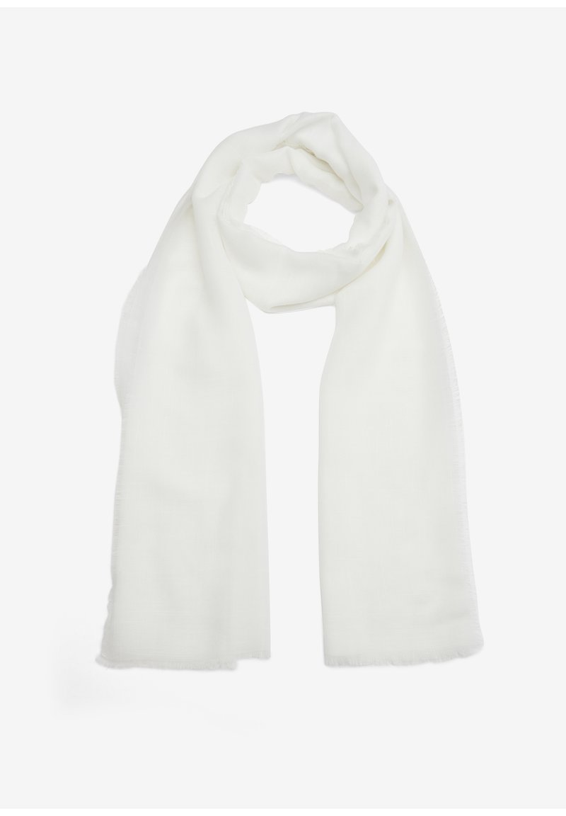 s.Oliver - SCHAL - Scarf - offwhite
