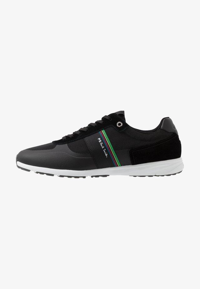 HUEY - Sneakersy niskie - black