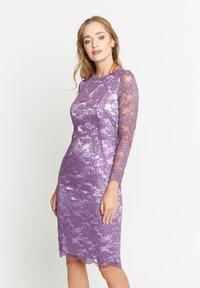 Madam-T - TROPICANA - Cocktail dress / Party dress - lila - 0