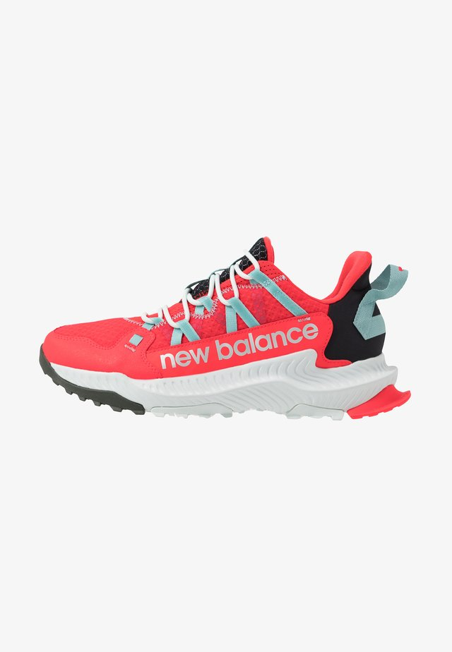 SHANDO - Trail running shoes - red