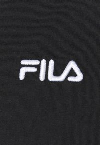 Fila - FONDA DROPPED SHOULDER TEE - Camiseta básica - black - 2