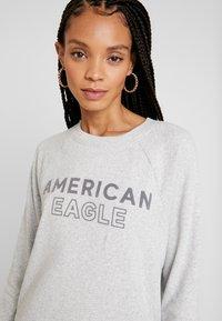 American Eagle - INTERNATIONAL CREW - Bluza - gray - 3