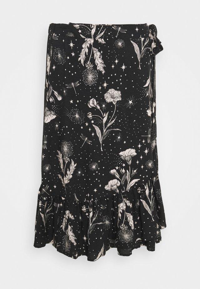 SKIRT - Mini skirts  - black