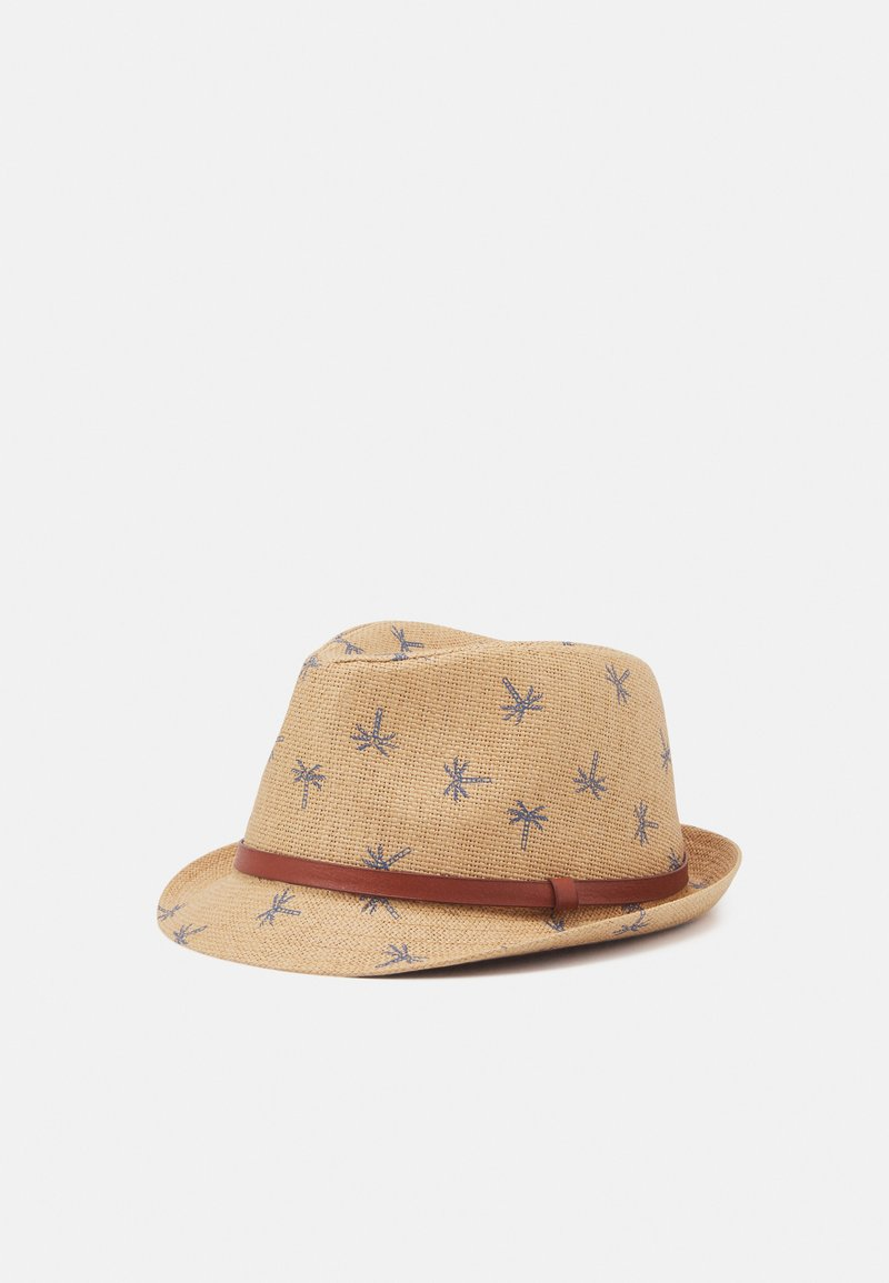 maximo - KIDS BOY TRILBY DRUCK - Hat - beige