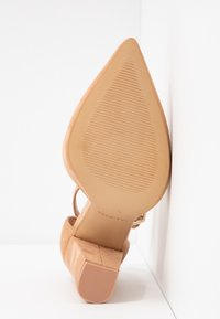 ALDO Wide Fit - NICHOLES WIDE FIT - High heels - camel - 6