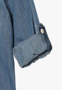 GAP - BOYS SHRT - Skjorter - dark blue denim - 4