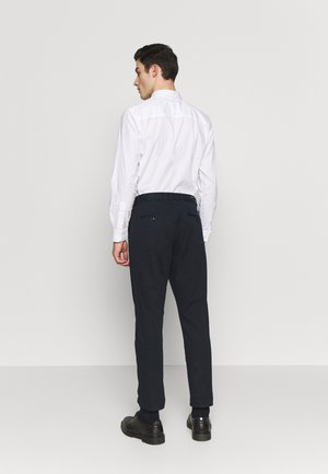 FAVE CLASSIC - Pantalones chinos - dark blue