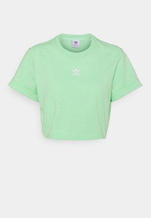 TEE - Camiseta estampada - glory mint