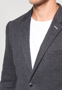 Pier One - Blazer jacket - grey melange - 3