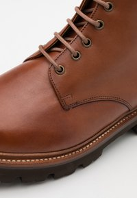 Grenson - HADLEY - Lace-up ankle boots - tan - 5