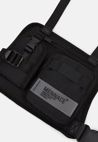 Mennace - CHEST RIG  - Bum bag - black - 3