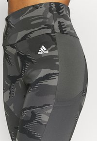 adidas Performance - CAMO - Punčochy - gresix/white - 3