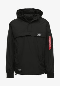 Alpha Industries - ANORAK FUNKTION - Light jacket - black - 5