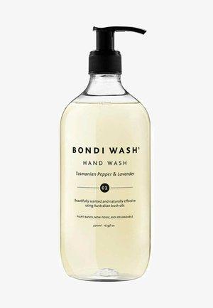 BONDI WASH HANDSEIFE HAND WASH TASMANIAN PEPPER & LAVENDER - Liquid soap - -