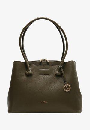 FABIENNE  - Tote bag - khaki