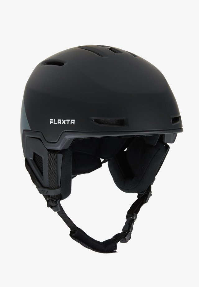 EXALTED - Kask - black/dark grey