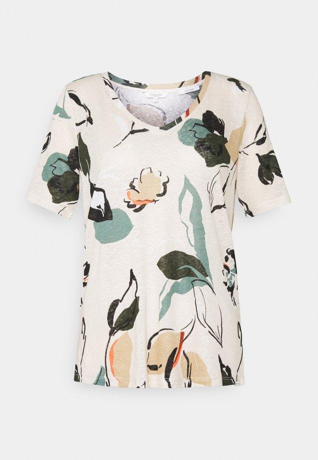 T-shirt basic - multi-coloured