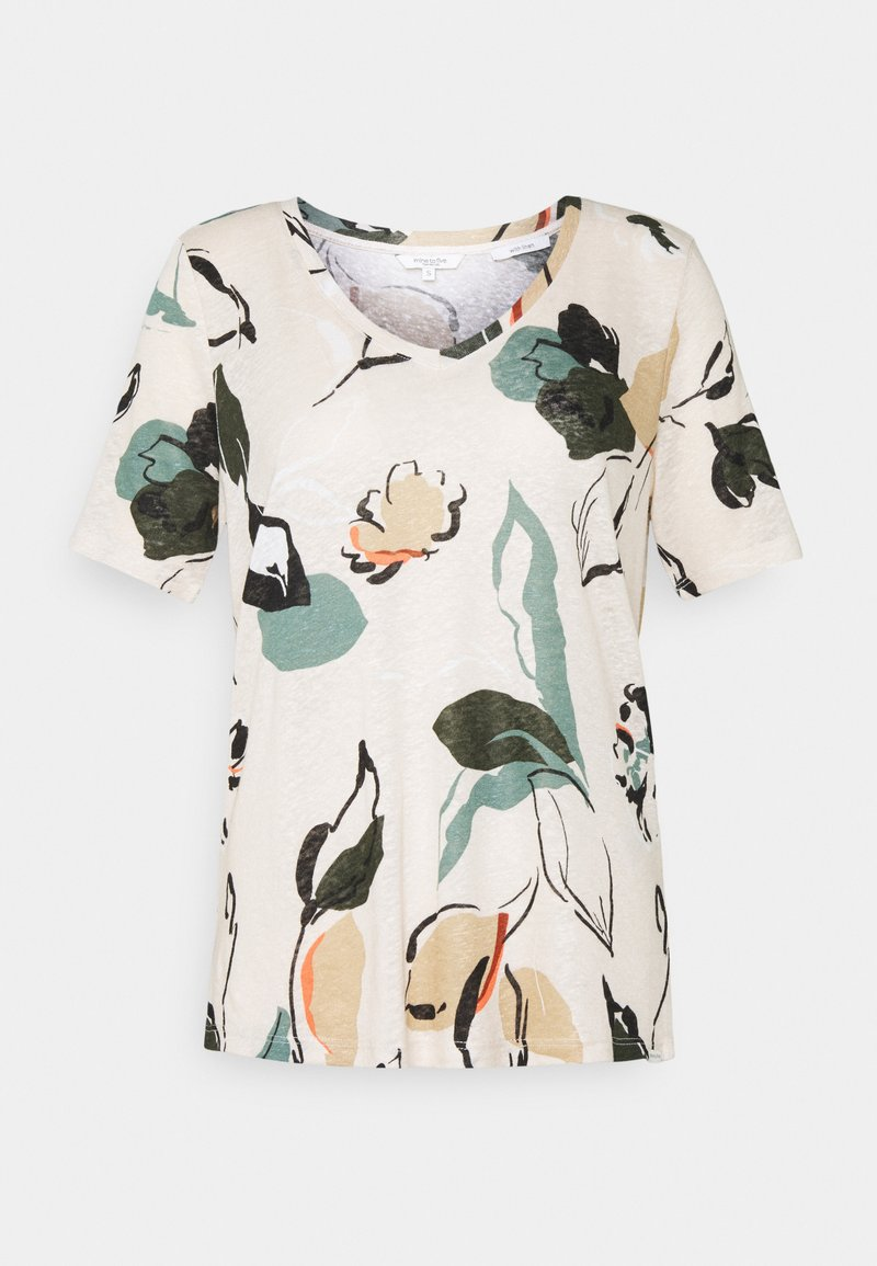 mine to five TOM TAILOR - Basic T-shirt - multi-coloured