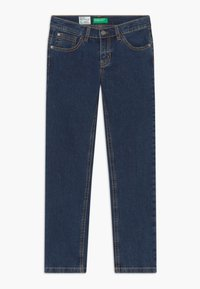 Benetton - Jeans slim fit - dark blue - 0